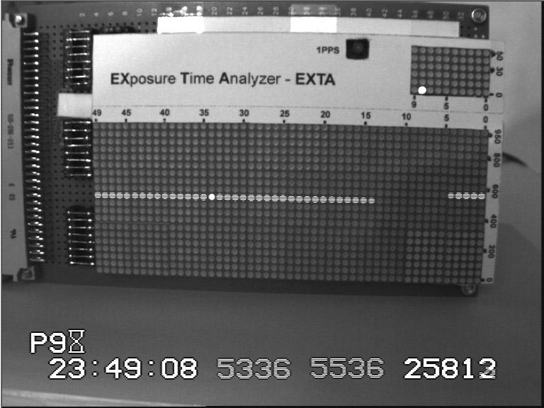 EXposure Time Analyzer - EXTA